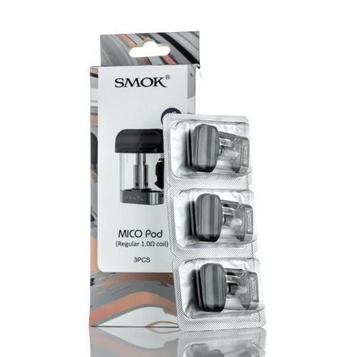 SMOK Mico Replacement Pod 1.0ohm Regular