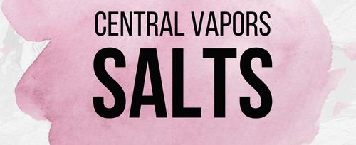 Central Vapors Salts