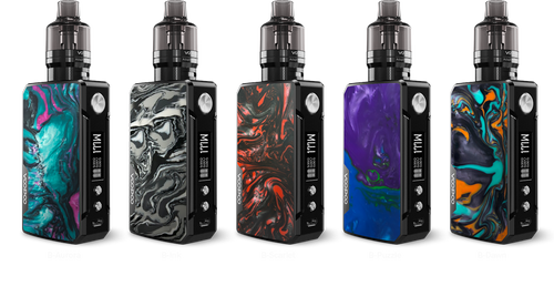 VOOPOO DRAG 2 Kit with PnP Pod Tank