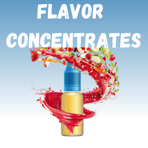 Flavor concentrate DIY