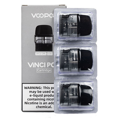 VOOPOO VINCI Pod Replacement Pods