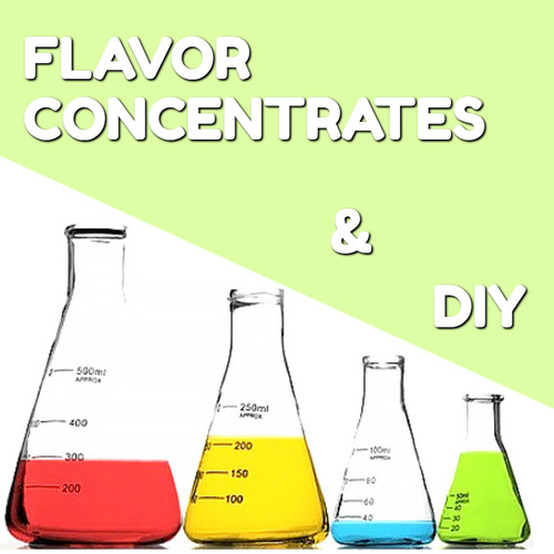 Ejuice Concentrates Flavors