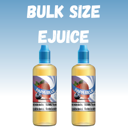 16oz ejuice Central Vapors Wholesale Ejuice
