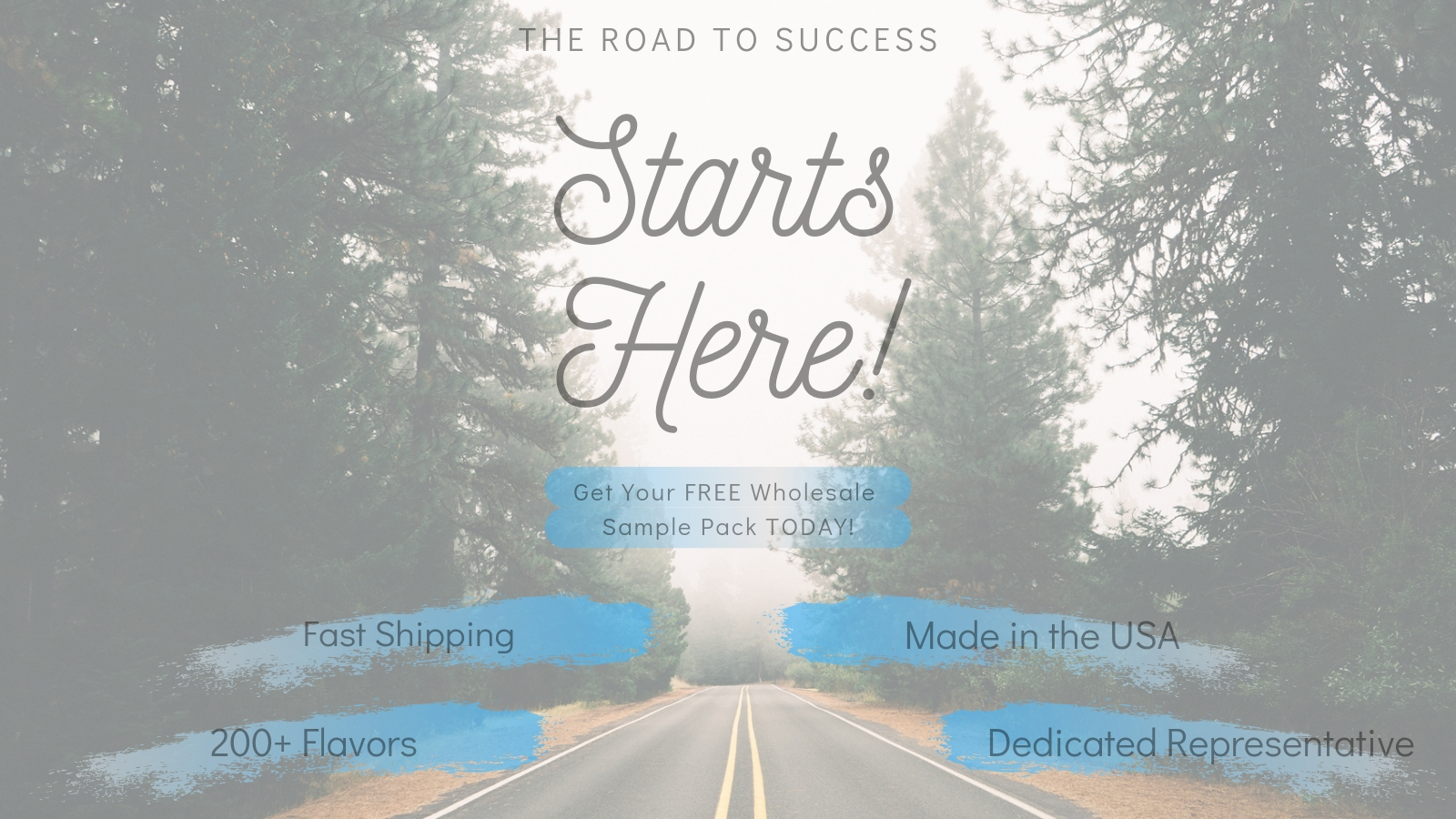 Road to success with Central Vapors Wholesale ejuice