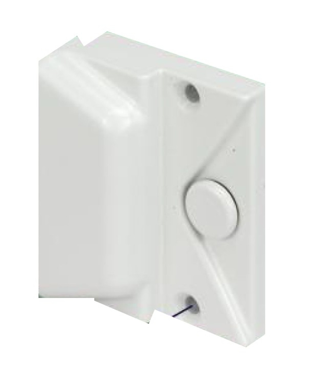Sash lock secondary for casement with sash lock keeper 1985 to 2005