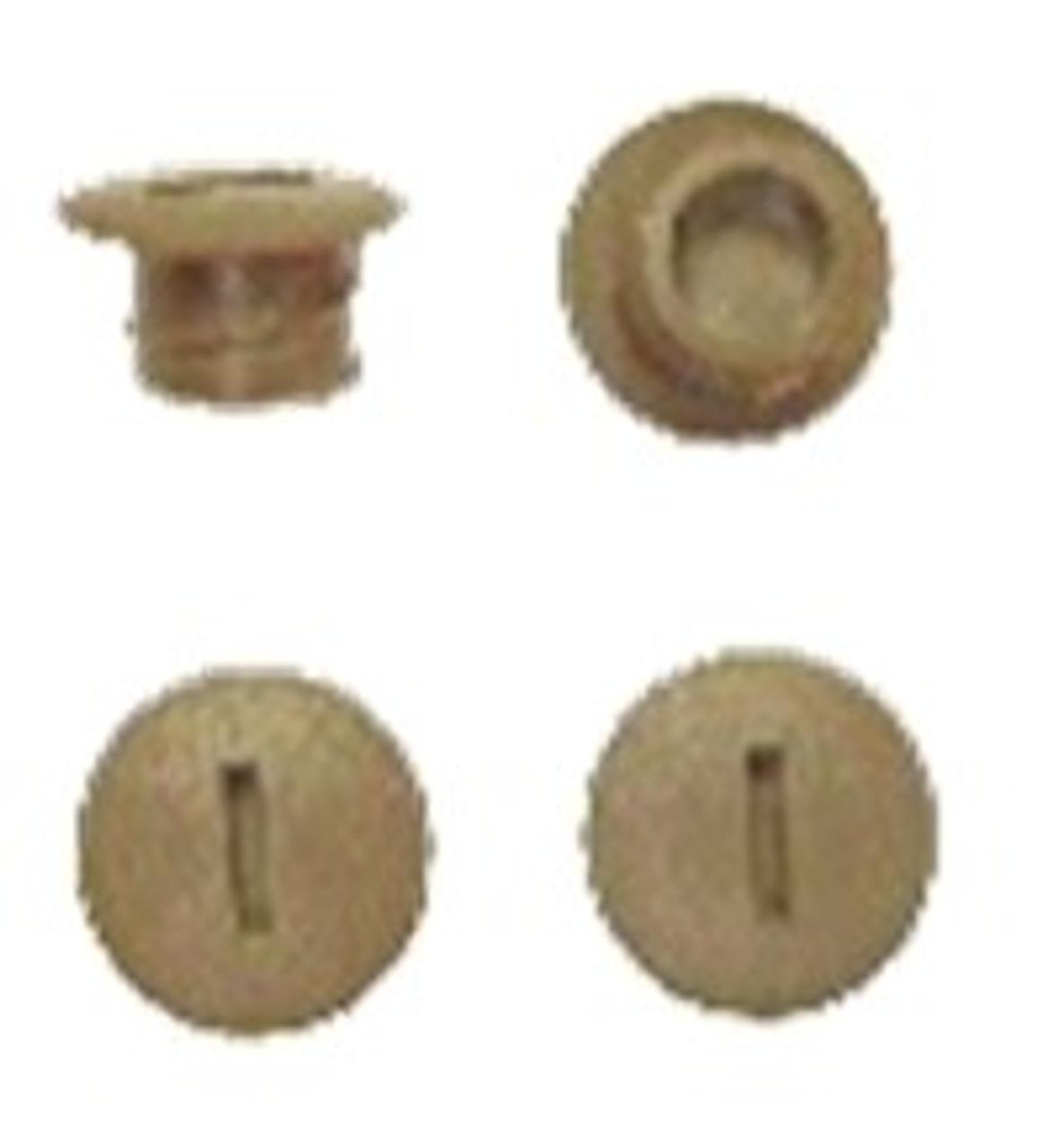 Door plugs: set of (4) plugs HWMIAHP01