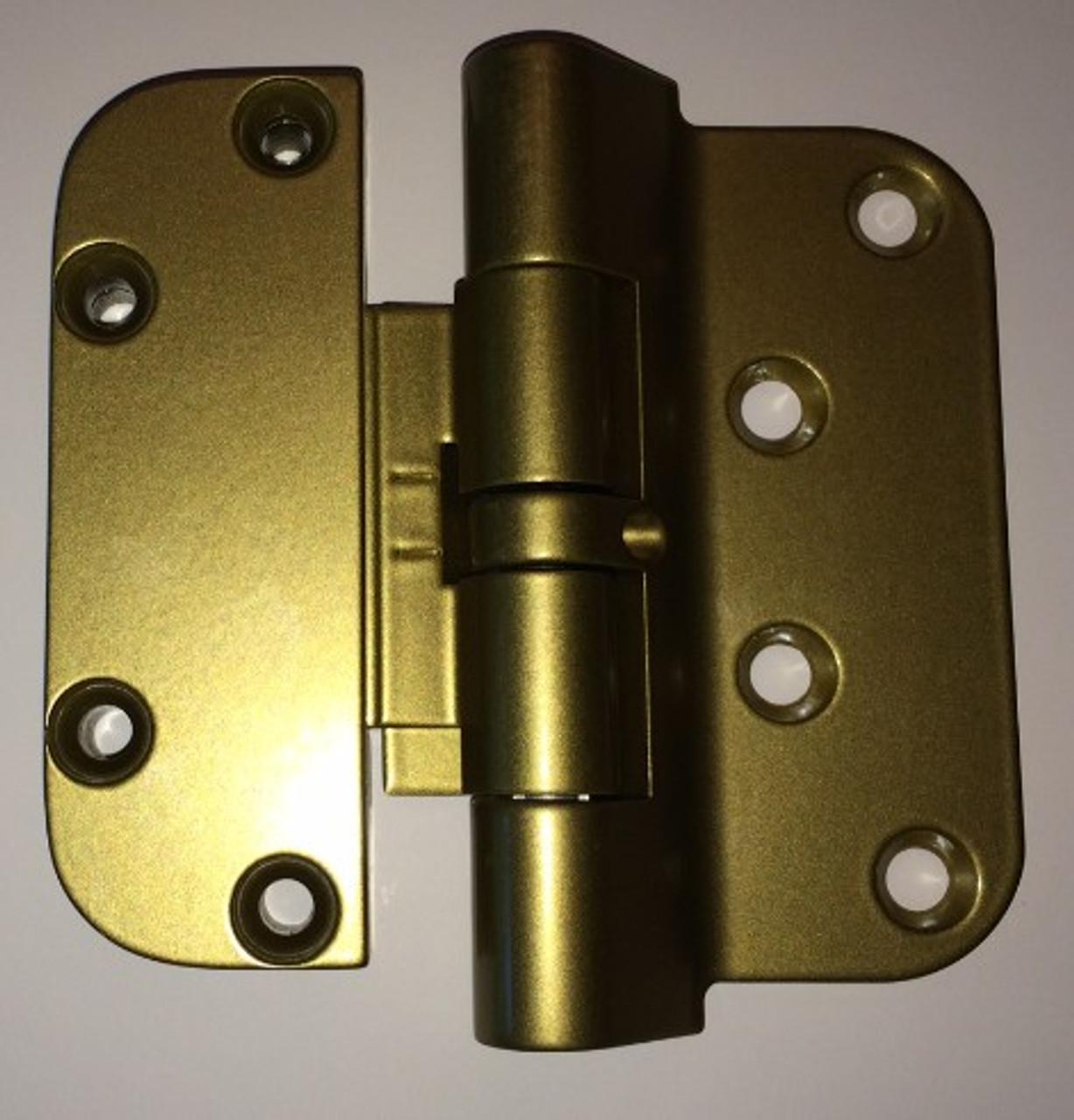 Hoppe adjustable SET hinge for swing door