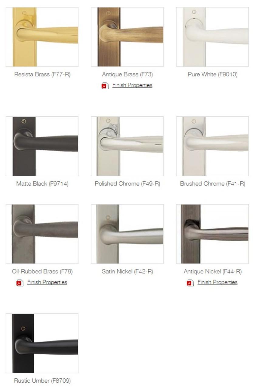 Adjustable Guide Hinge For Swing Door