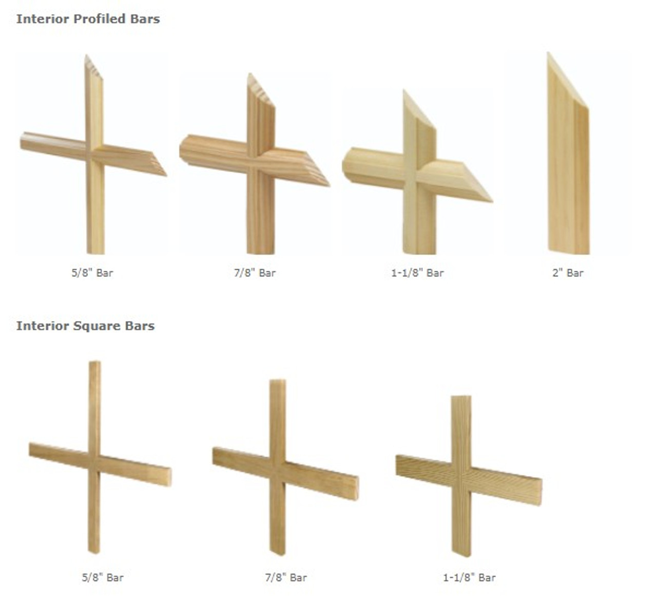 Lincoln  replacement casement sash: FOR SIMULATED DIVIDED LIGHT ONLY: (for windows from 1985 to present)