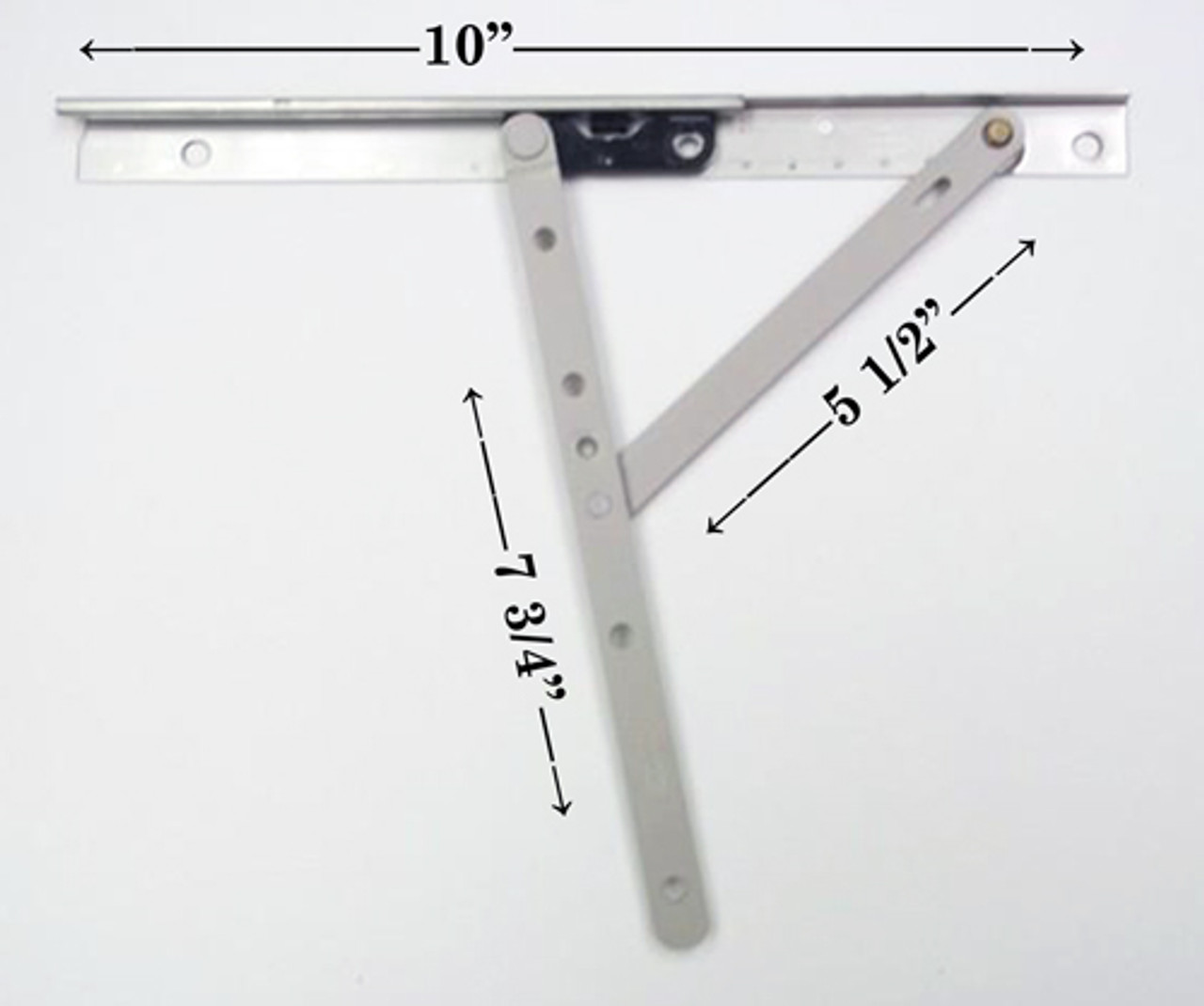 Top & bottom set hinge arm & track - 2176960,2176953,2173537,2173544