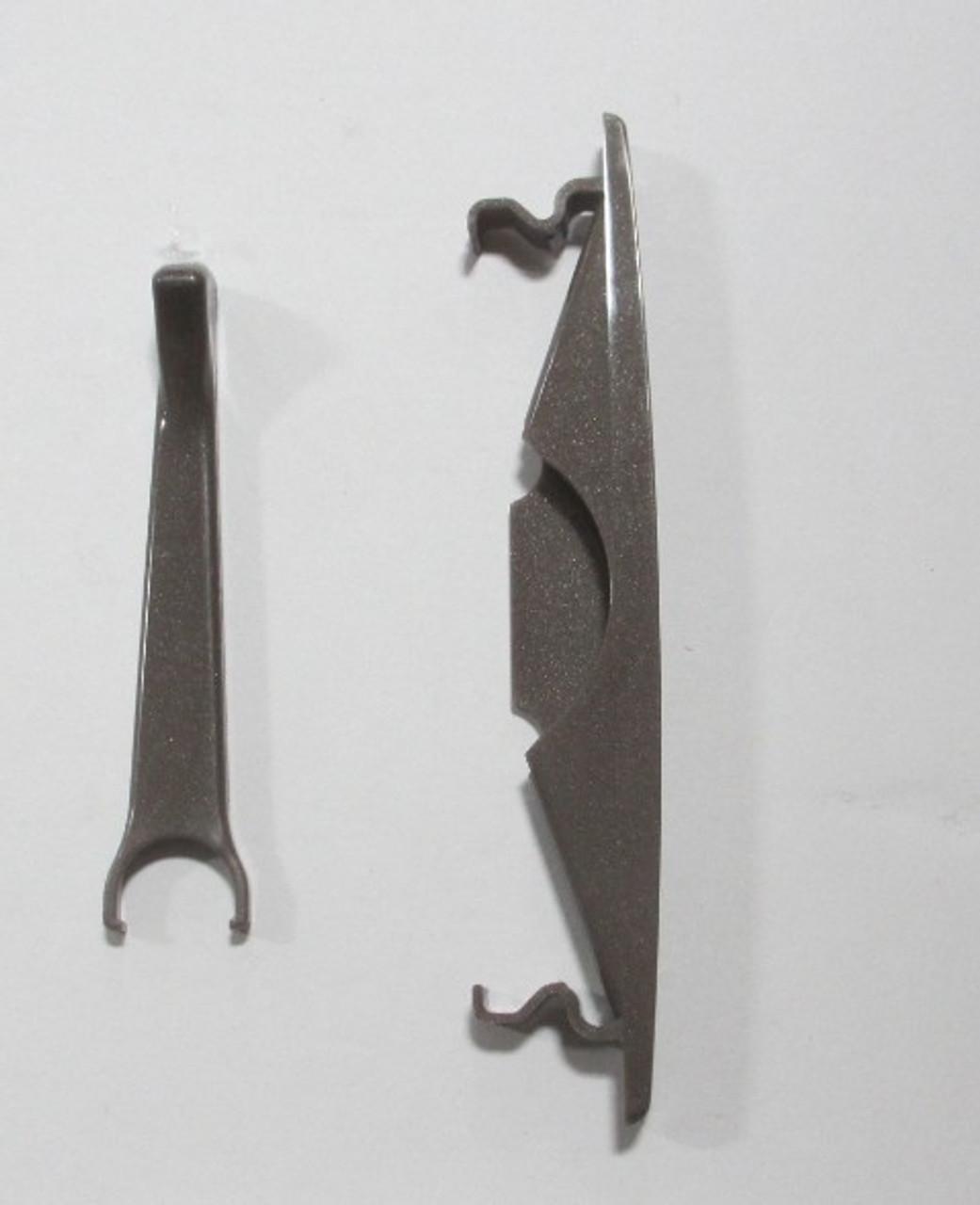 Shelter Sash lock lever and bezel for the encore hardware September 2007 to present