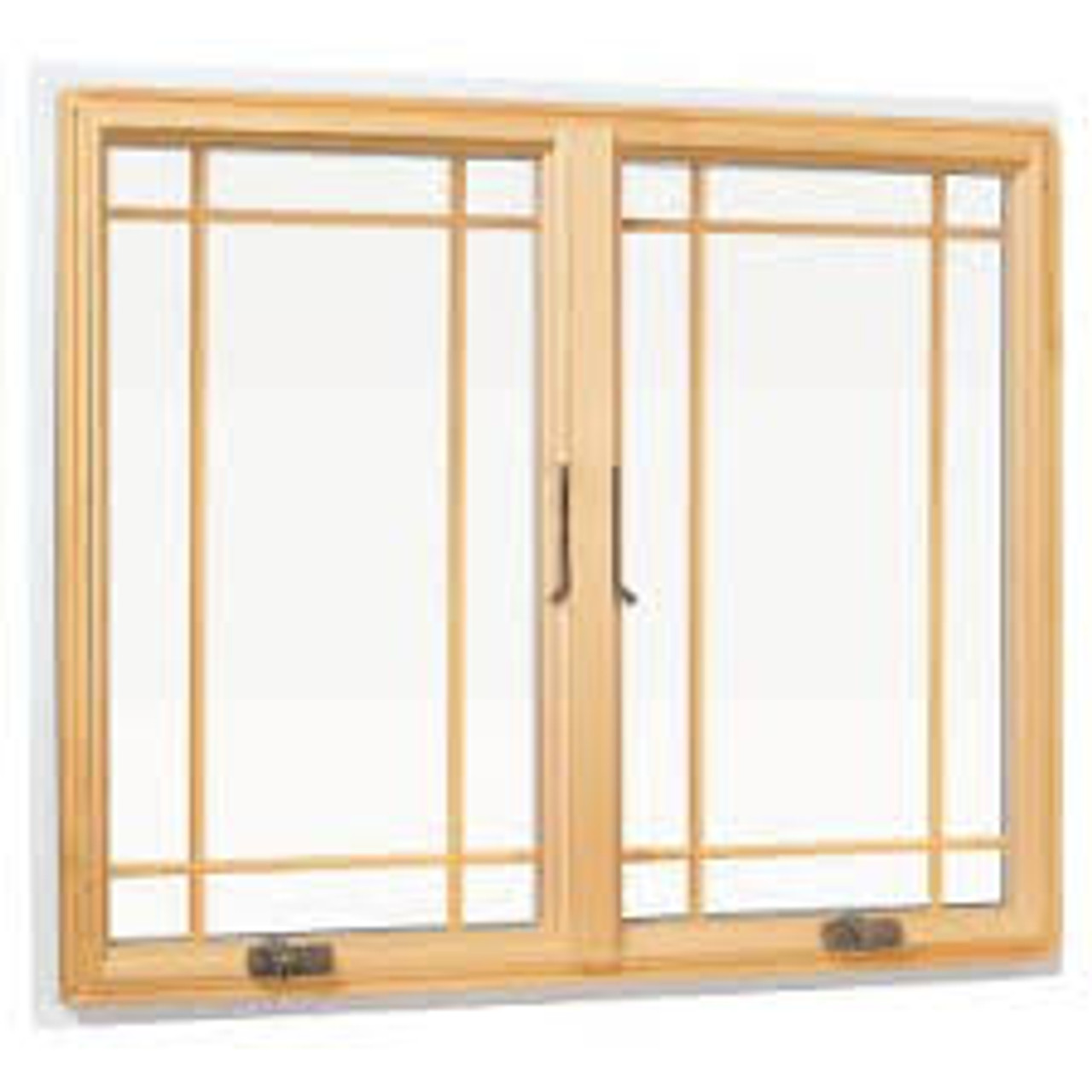 Lincoln casement Prairie Style Wood grille (for windows 1986 to September 2005)