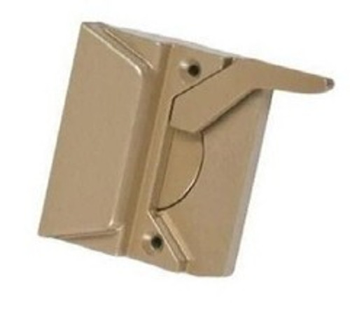 Sash lock  Primary  for Hurd casement and awnings for units manufactured 1998 to 2005. These are handed right and left and come with sash lock keepers
