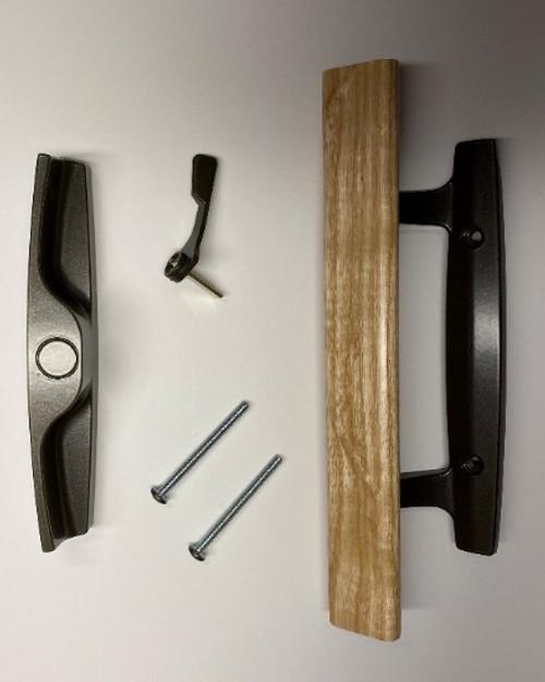 Windsor Standard single point sliding door handle only