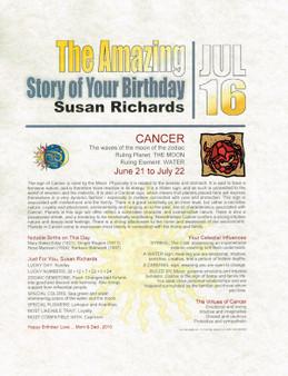 Amazing Astrology - Parchment