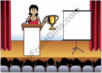 Award Winner Female