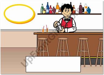 Bartender Male
