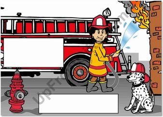 Firefighter Female