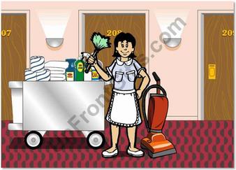 Maid Female