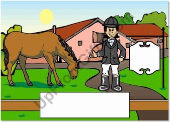 Horse Lover Female