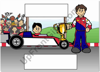 Race Car Youth Driver