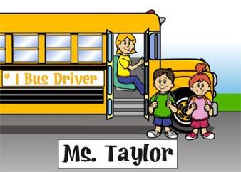 School Bus Driver Female