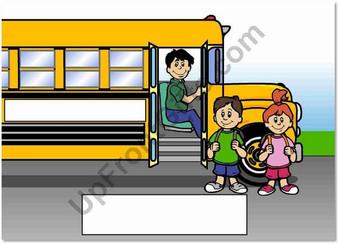 School Bus Driver Male