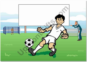 Soccer Player Adult Male