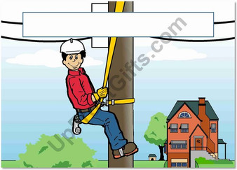 Telephone Lineman Male