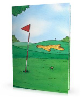 My Golf Adventure (Grown-ups Version)