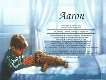 Praying Boy 1