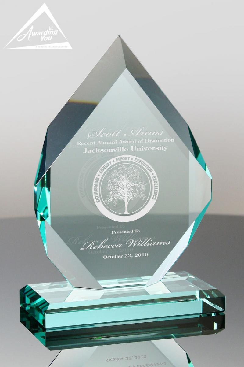 Cartesian Jade Glass Award