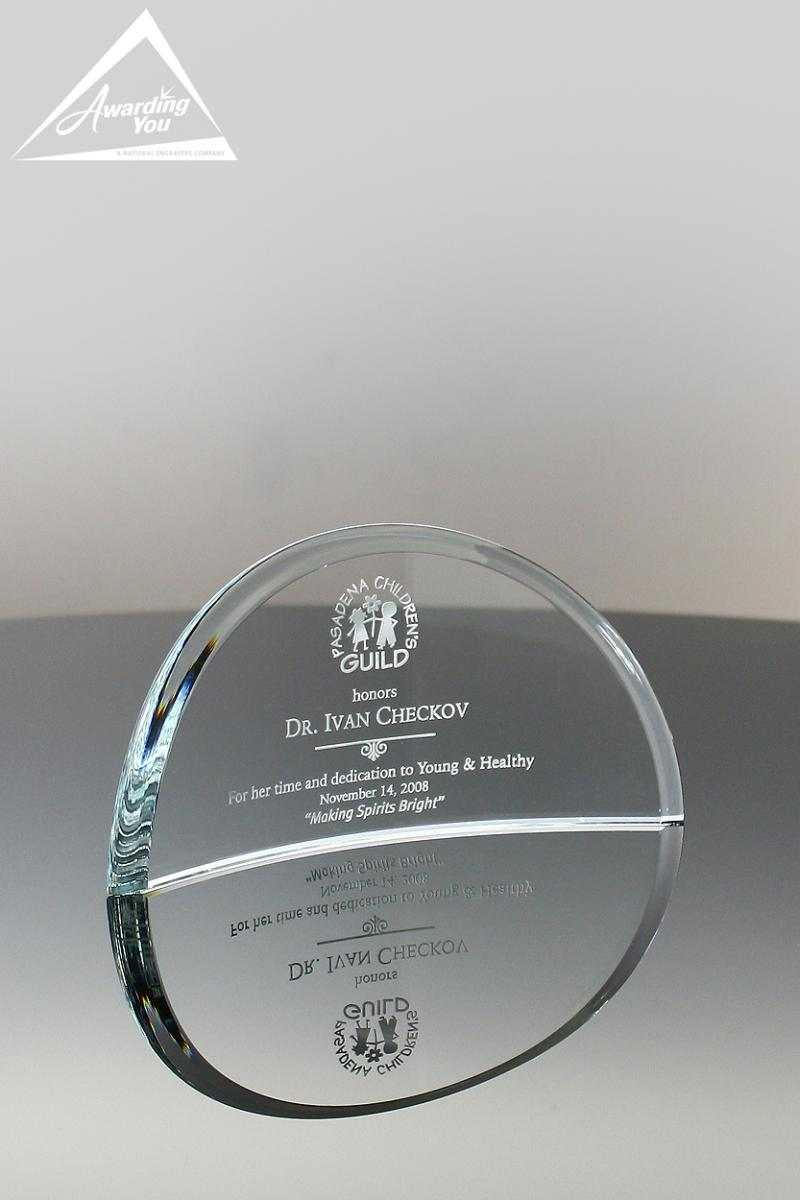 Crescent Moon Glass Award