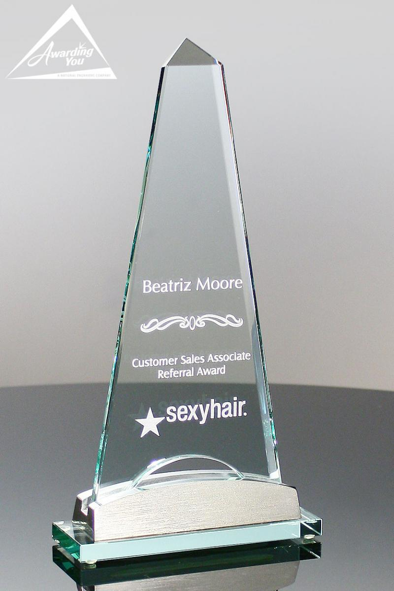 Salisbury Spire Glass Award