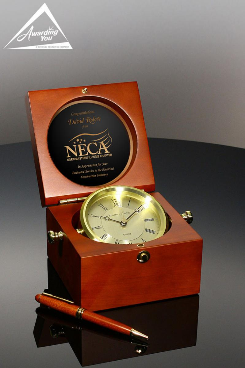 Retirement Clocks are a great gift choice