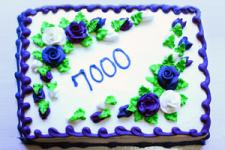 Awarding You Celebrates 7000 Customers