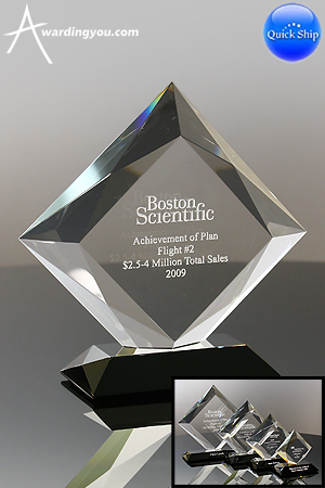 Get Engraved Awards Fast with Awarding You