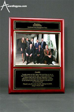 Executive Award - Color Photograph Award Example
