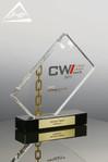 Custom Crystal Award