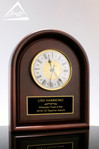Kane Arched Wall Clock