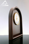 Kane Arched Wall Clock, quarter