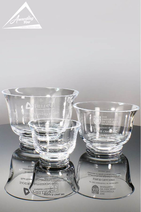 Revere Trophy Bowls