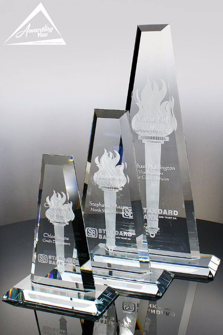 Tower Glass Award Family View