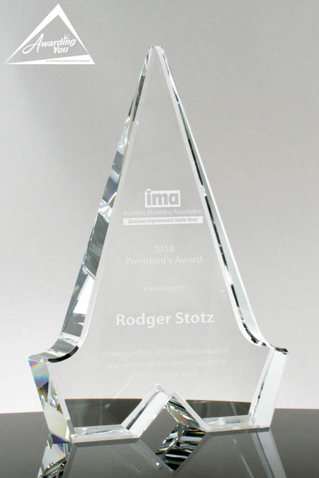 Ave Crystal Award