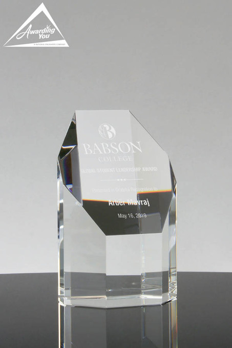 Tower of the Winds Award, small