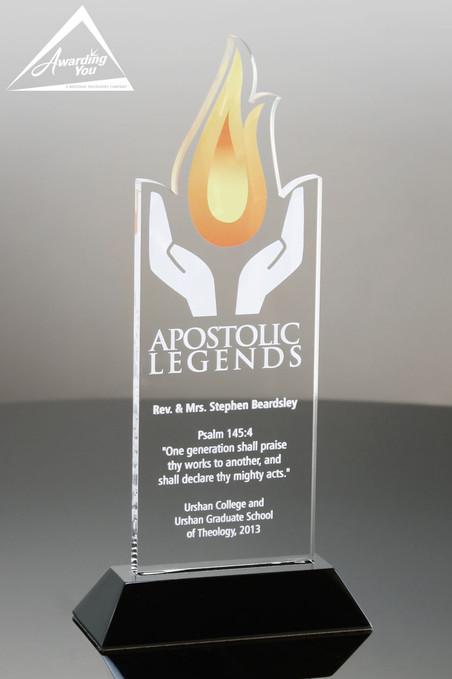 AC1. Custom Acrylic Awards