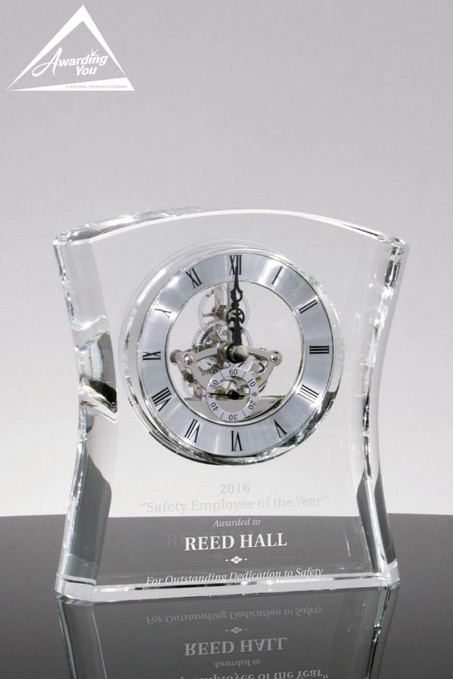 Bremen Crystal Clock Award
