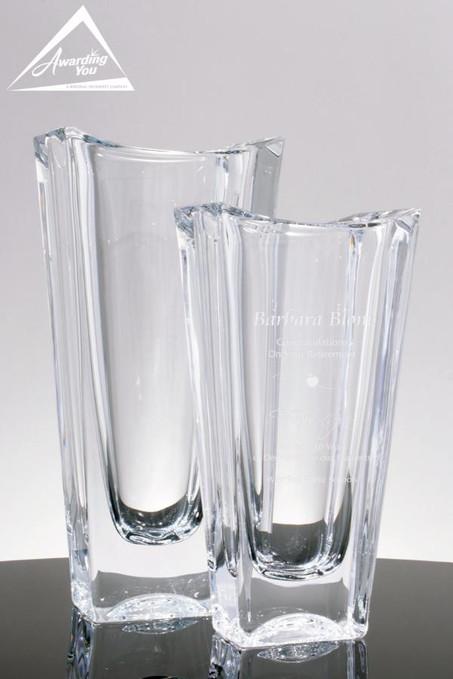 Nottingham Case Glass Vases