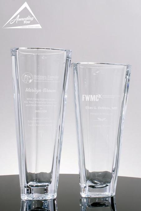 Sheffield Glass Vase Awards - 1
