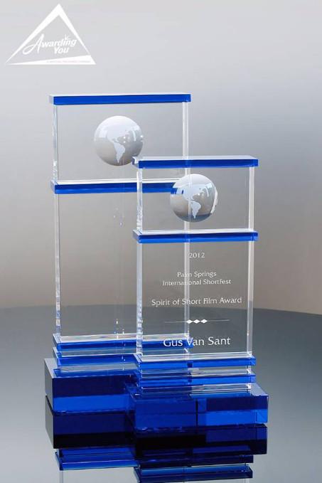Sedgwick Crystal Globes